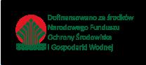 Dofinansowano ze środków Narodowego Funduszu Ochrony Środowiska i Gospodarki Wodnej