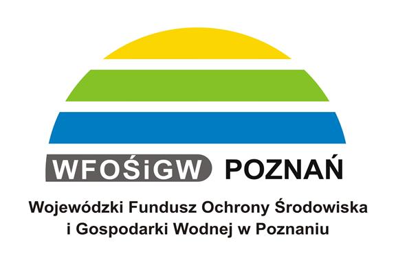 Logo Wojewódzkiego Funduszu Ochrony Środowiska i Gospodarki Wodnej w Poznaniu